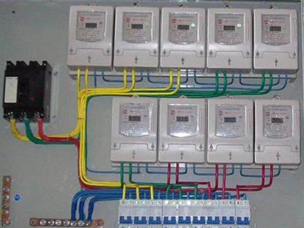 组合式电表