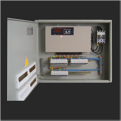 安全集中式电表